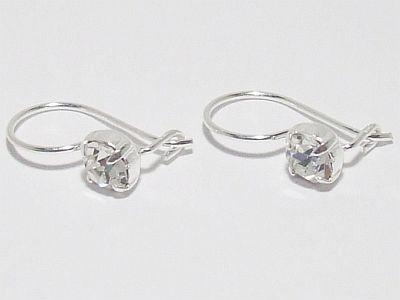 Biżuteria srebrna - kolczyki wzór TP71006