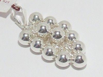 Biżuteria srebrna - kolczyki wzór TP71011