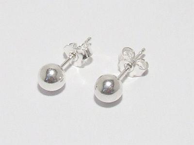Biżuteria srebrna - kolczyki wzór TP71012