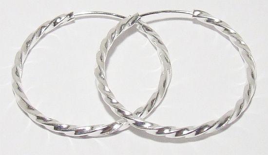 Biżuteria srebrna - kolczyki wzór TP71016
