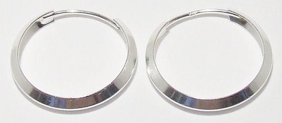 Biżuteria srebrna - kolczyki wzór TP71018
