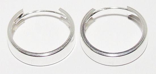 Biżuteria srebrna - kolczyki wzór TP71020