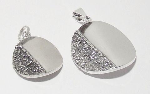 Biżuteria srebrna - kolczyki wzór TP71034