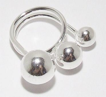 Biżuteria srebrna - pierścionek wzór  TP72009