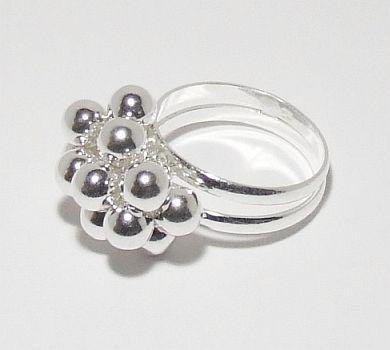 Biżuteria srebrna - pierścionek wzór  TP72011