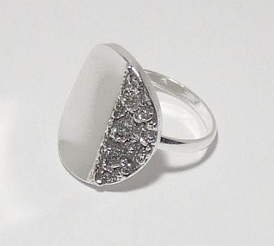 Biżuteria srebrna - pierścionek wzór  TP72012