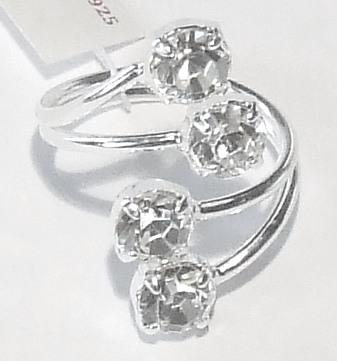 Biżuteria srebrna - pierścionek wzór  TP82001