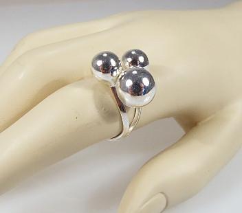 Biżuteria srebrna - pierścionek wzór  TP82004