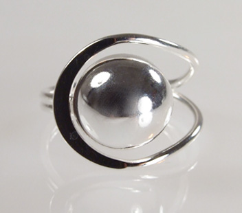 Biżuteria srebrna - pierścionek wzór  TP82007