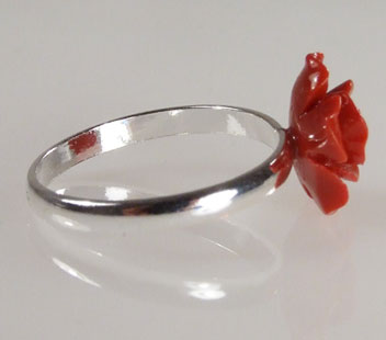Biżuteria srebrna - pierścionek wzór  TP82008