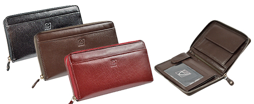 022db7186b766 A-ART portfele skórzane, portfele damskie, portfele męskie.